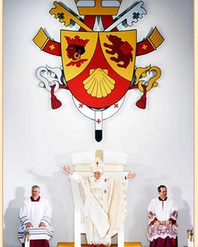 vatican representing the moors coat of arms